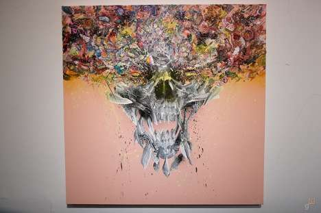 Psychedelic Exploding Heads