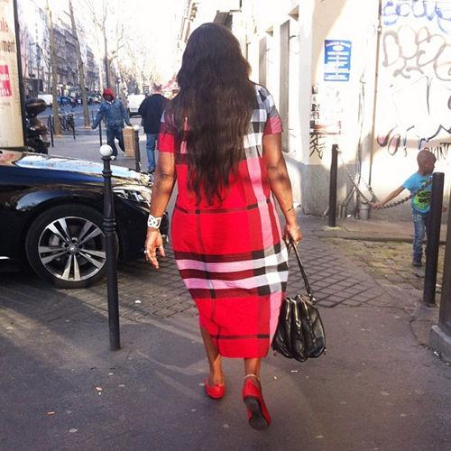 Fashionable Backside Photography