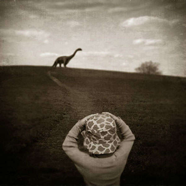 Prehistoric Surrealist Photography