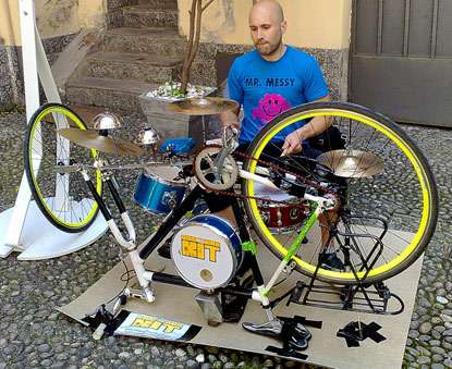 DIY Drumcycles