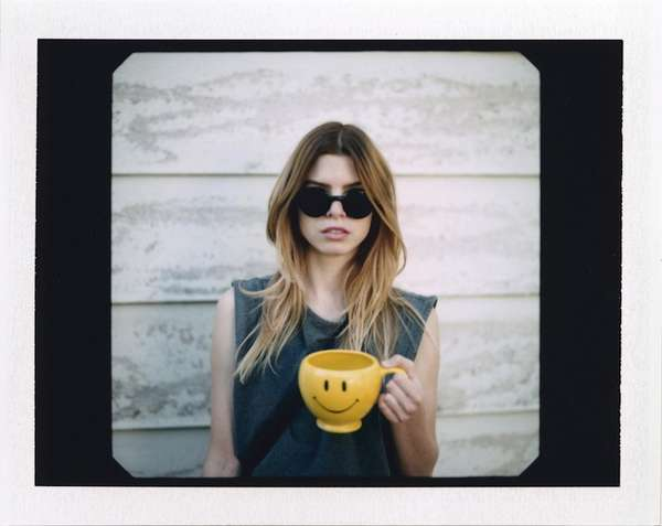 Retro Polaroid Pictorials