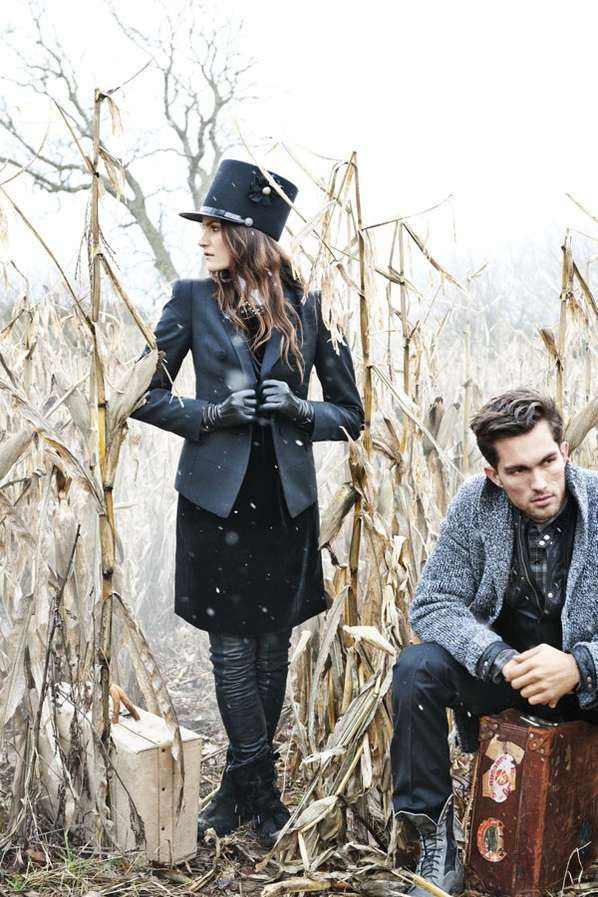 Day Birger et Mikkelsen Fall 2010 Campaign
