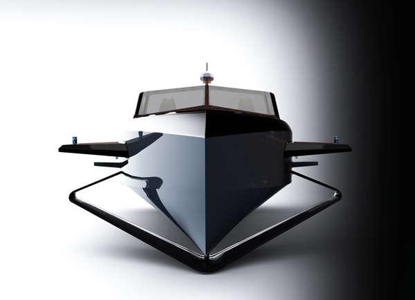 Aircraft-Resembling Sailboats