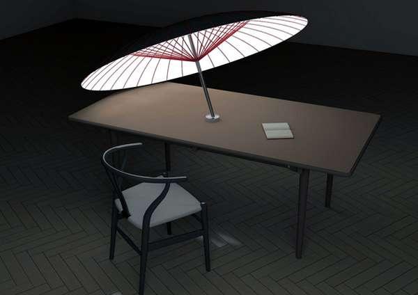 Parasol Lamps