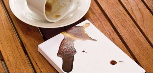 Coffee-Stained Journals