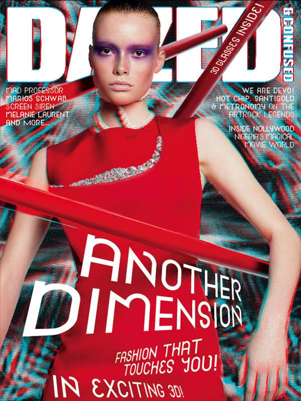 3D Magazine Covers