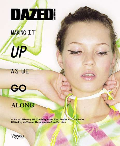 dazed & confused book