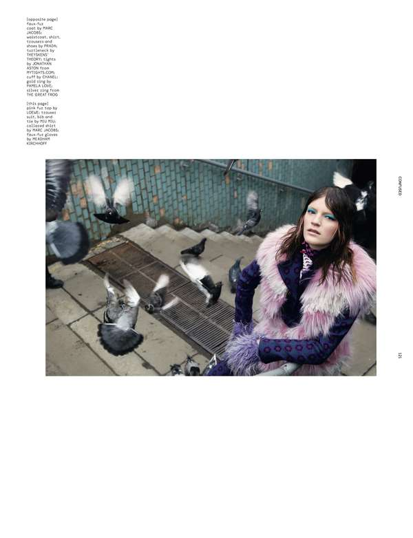 Dazed & Confused July 2012