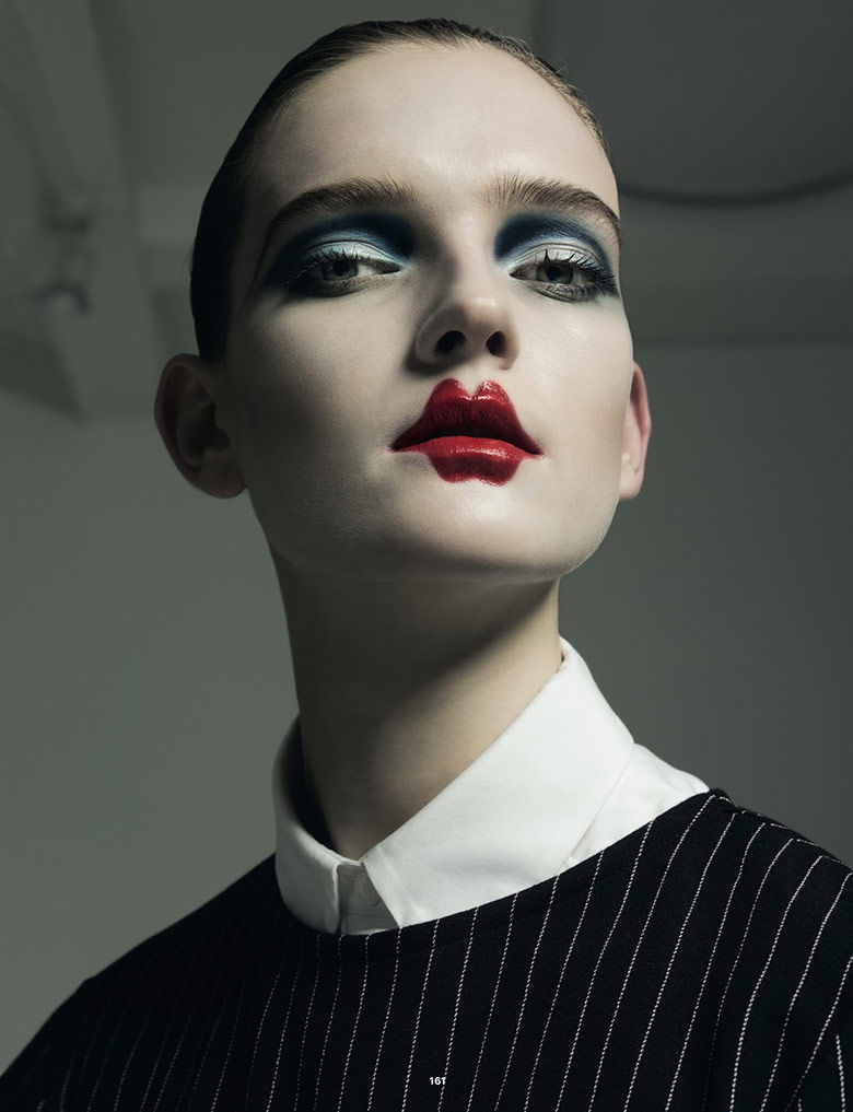 Couture Clown Editorials
