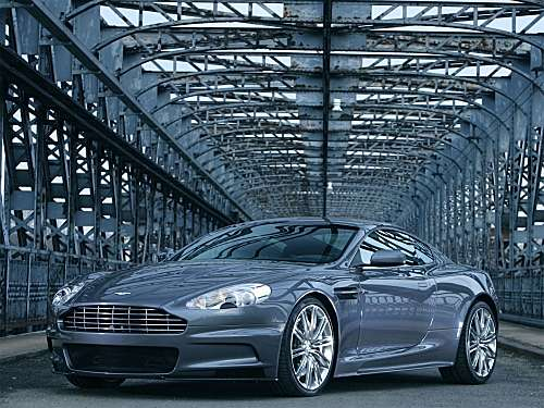 Aston Martins Hottest Addition