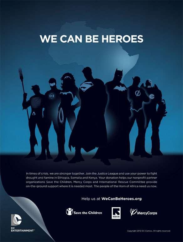 Heroic Humanitarian Campaigns