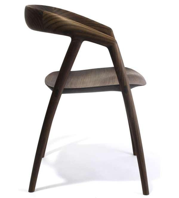 Sleek Scandinavian Seats