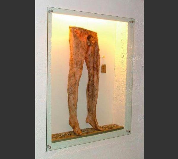 Human Skin-Designed Pants
