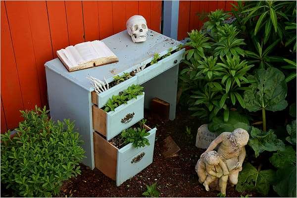 Deadly Gardening