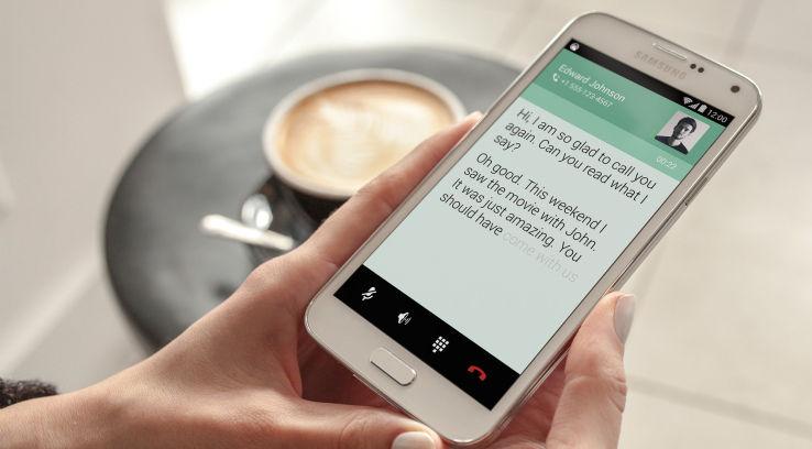 Transcribing Conversation Apps