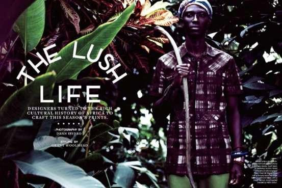 Cultural Crossover Fashion