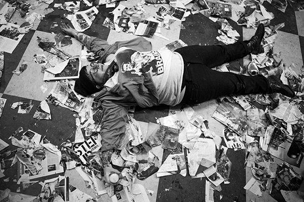Underground Music Scene Photos