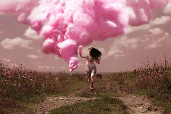 Death By Cotton Candy And Other Food Obsessions By Visual Artist Daniela Edburg
