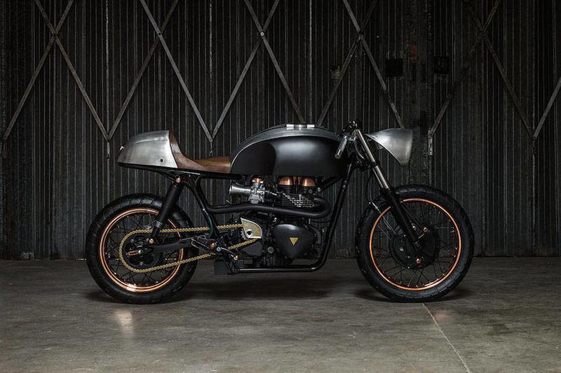 Modern Vintage Motorcycles