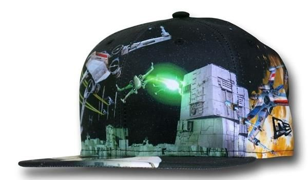 Death Star Battle Cap