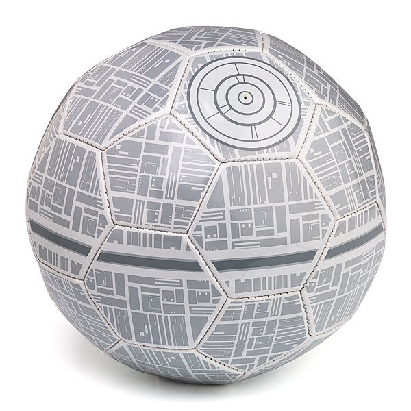 Space Station Soccer Balls