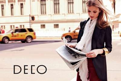 Deco Fall Winter 2011/12 Ad