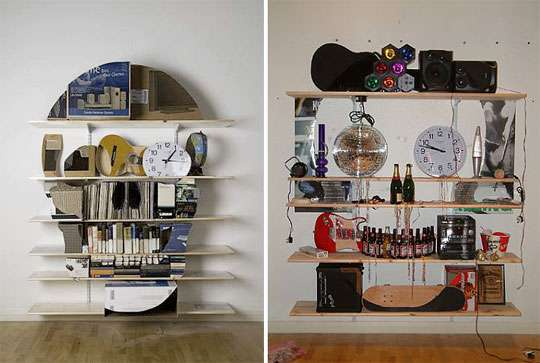 Decor As Art with Hidden Messages