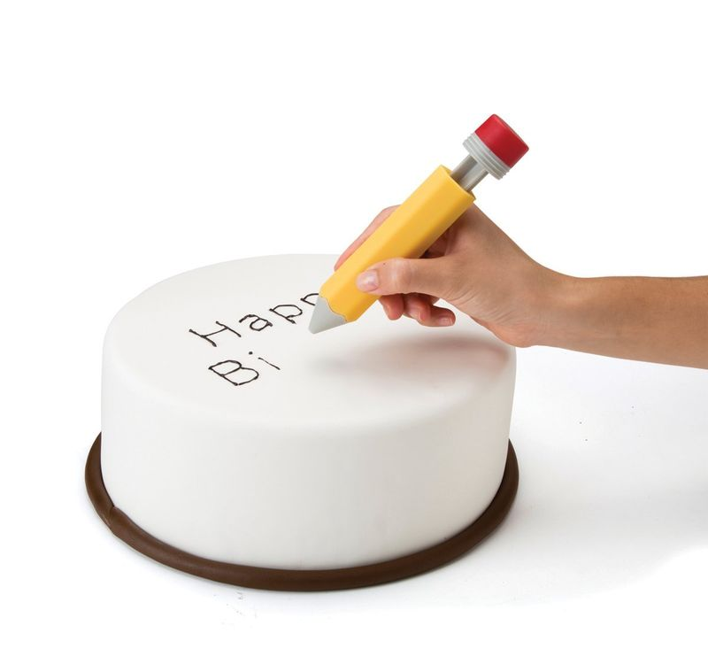 Custom Cake-Decorating Tools : decorating tool