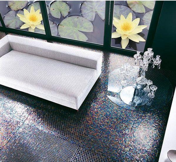 Versatile Glass Tiles