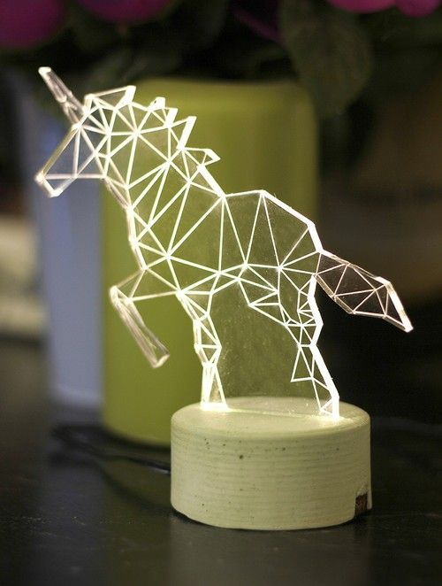Whimsical Animal Lamps
