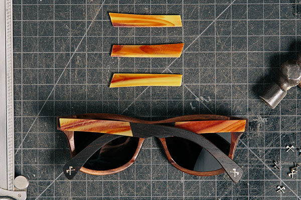 Stained Glass Sunglasses
