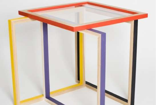 See-Through de Stijl Surfaces