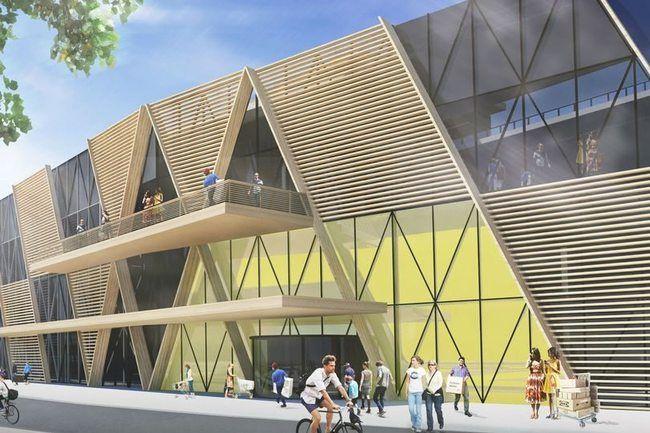 Energy-Saving Concept Stores
