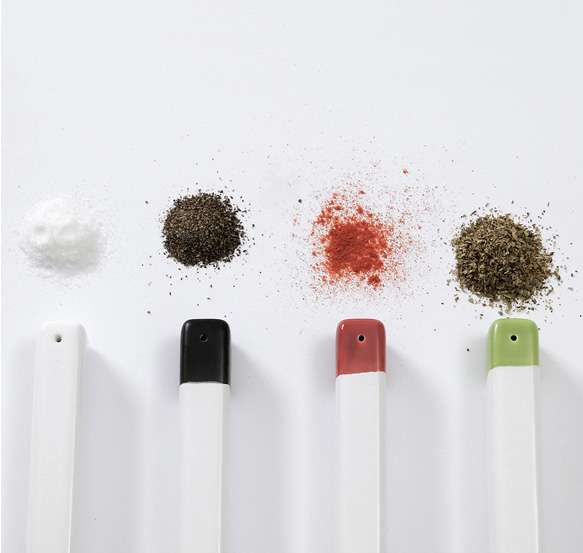 Chic Seasoning Tubes