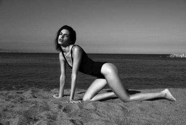 Alluring Seaside Editorials