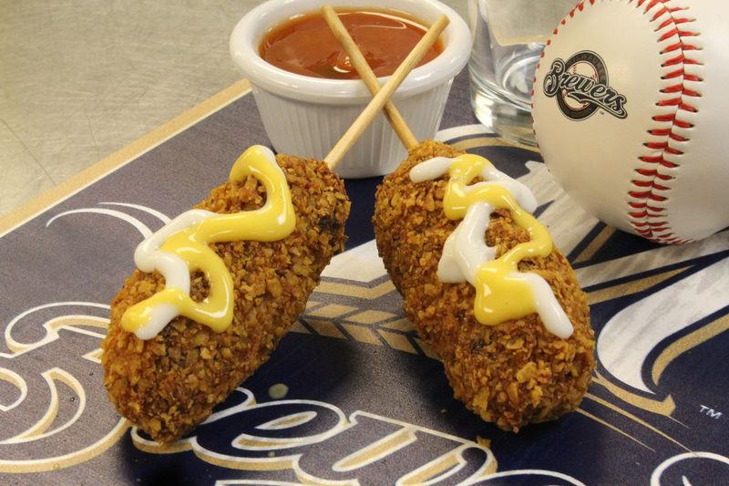 Corn Dog-Imitating Snacks