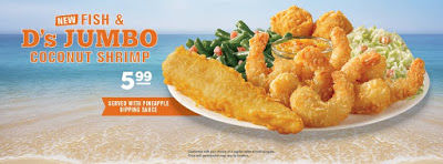 Tropical Seafood Dishes