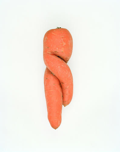 defective carrots