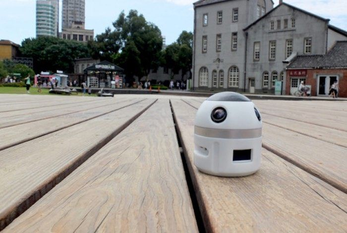 Inexpensive 360-Degree Cameras