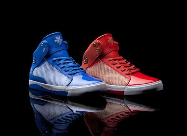 Super-Athlete Shoe Sets