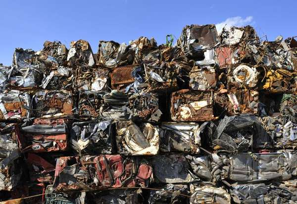 Stylish Recycling Centers