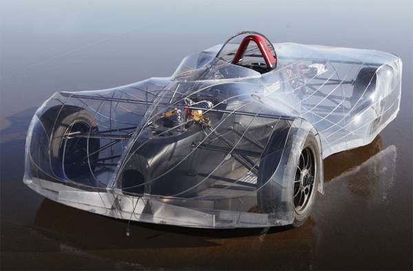 Transparent Eco Vehicles