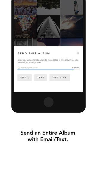 Swipe-Based Photo Apps