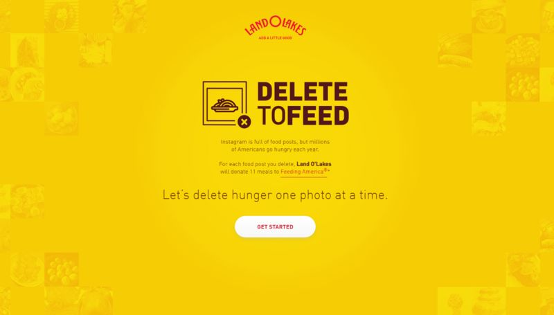 Anti-Social Media Hunger Campaigns