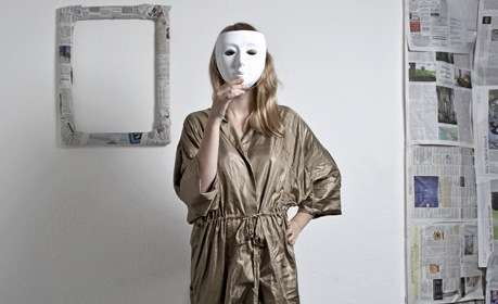 Isolated Masked Photoshoots