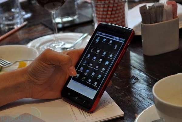 Tablet Smartphone Mashups