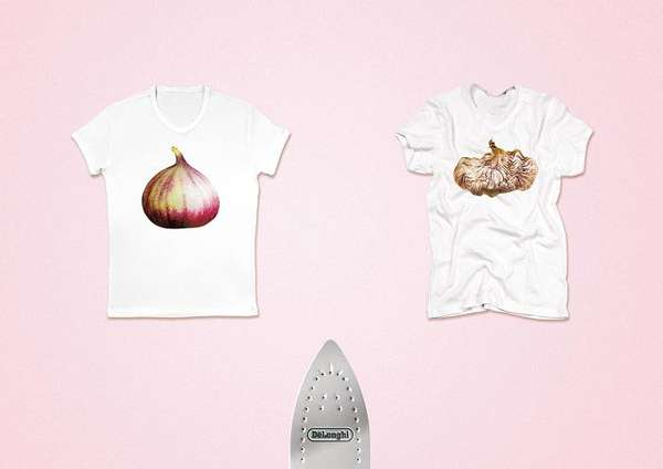Comparing Dried Fruits to Wrinkled Shirts