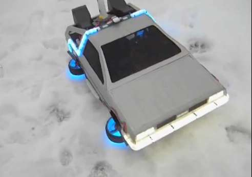 Roadless Remote-Controlled Cars