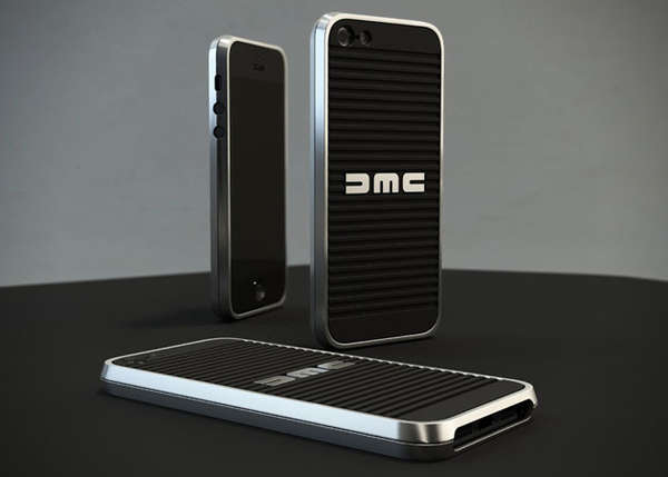 DeLorean DMC-12 iphone 5 case