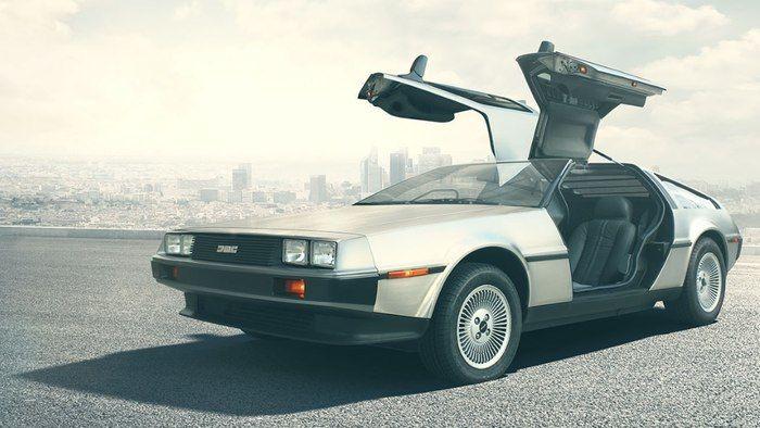 Futuristic Pop Culture Cars